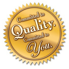 ECT. Committed to Quality. Committed to You.